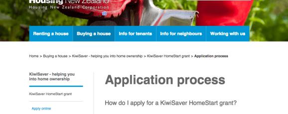 Applying For KiwiSaver HomeStart As A Returning NZer
