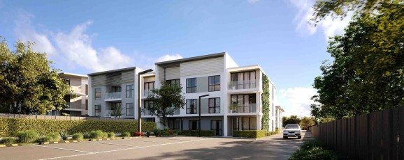 The Avenues: 1 + 2 Bedroom Apartments From $539,000