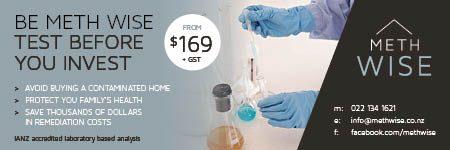 Meth Testing Company Auckland