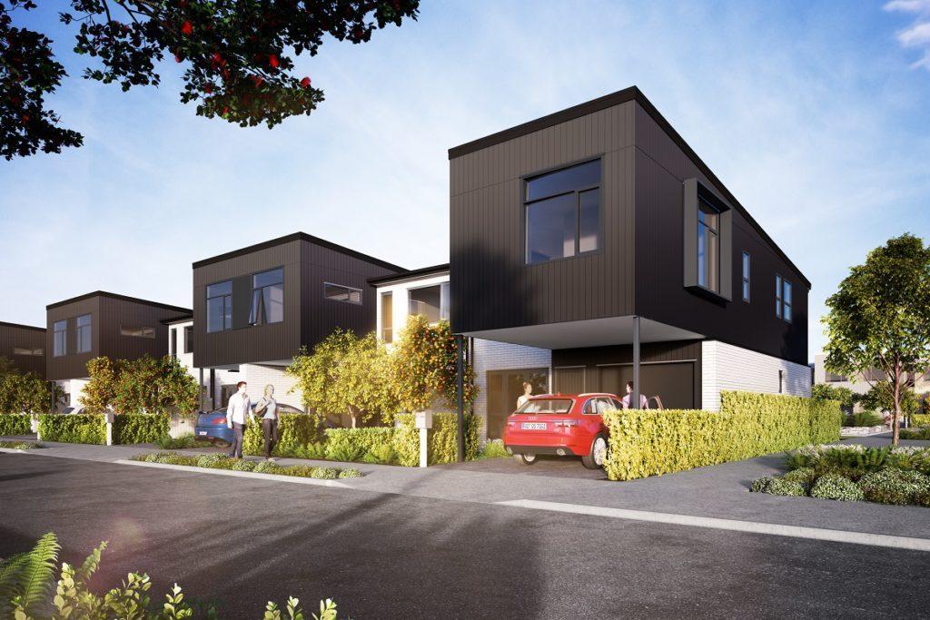 Terrace Townhouses Richmond Mt Wellington